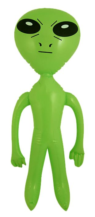 Inflatable Alien 64cm