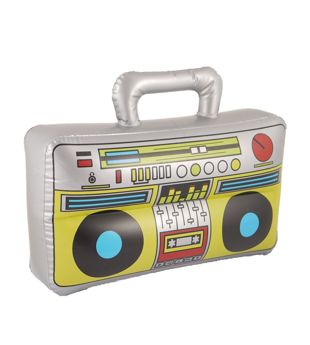 Inflatable Boom Box 37 X 28 Cm