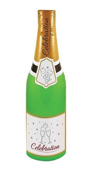 Inflatable Celebration Bottle 73cm