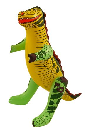 Inflatable Dinosaur 43cm