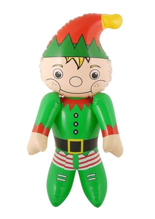 Inflatable Elf 65cm