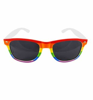 Adult Dark Lens Rainbow Glasses