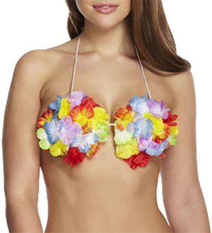 Hawaiian Hula Bra