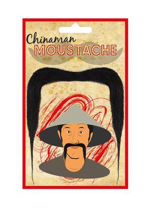 China Man Mustache