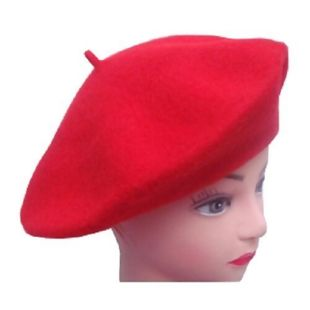Red Beret Hats