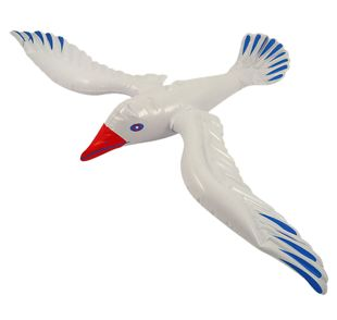 Inflatable Seagull 76cm