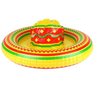 Inflatable Mexican Sombrero 53cm