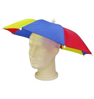 Adults Umbrella Hat