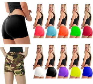 Womens Hot Pants Shorts