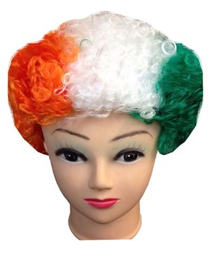 Irish Curly Wig