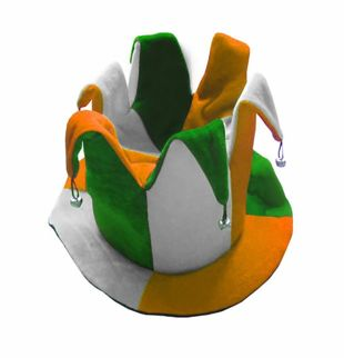 Irish Jester Hat