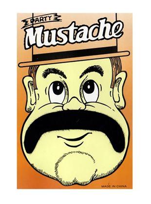 Mens Mustache