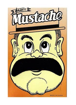 Mans Mustache