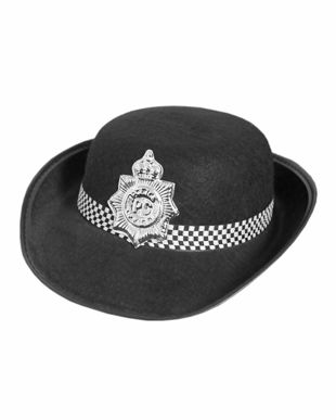 Ladies Police Hat