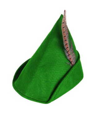 Adult Fabric Robin Hood Hat