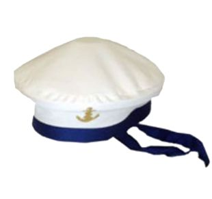 Blue Sailor Hat