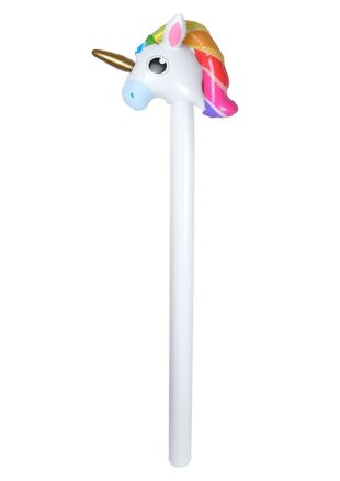 Inflatable Unicorn Stick 110cm